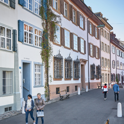 Basel - Old Town