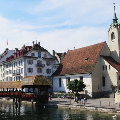 Luzern - Peterskapelle