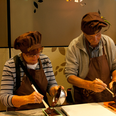 Maison Cailler - Hands On Experience Swiss Chocolate