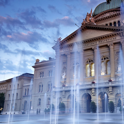 Berne - Federal Parliament
