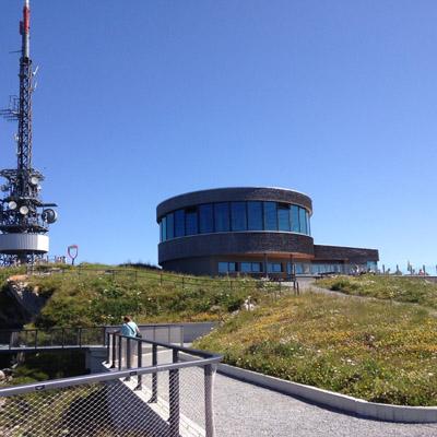 Mount Hoher Kasten - Revolving Restaurant