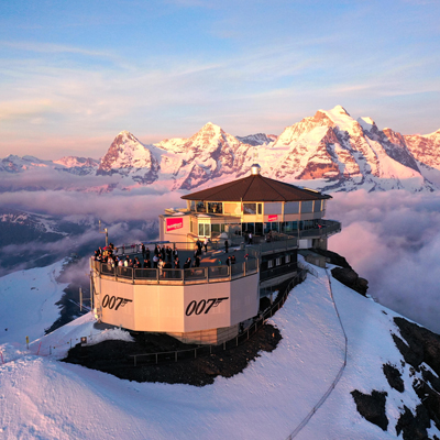 Schilthorn - James Bond 007