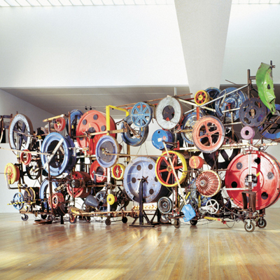 Basel - Tinguely Museum