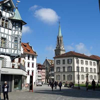 St. Gall - Old town
