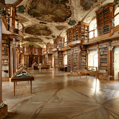 St. Gall - Abbey Library