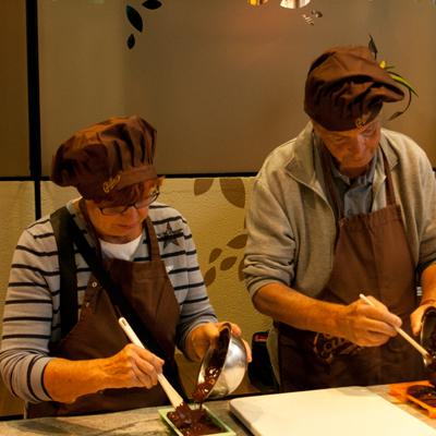 Maison Cailler - Hands On Erfahrung Schweizer Schokolade