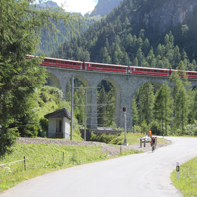RhB - Albula line - UNESCO