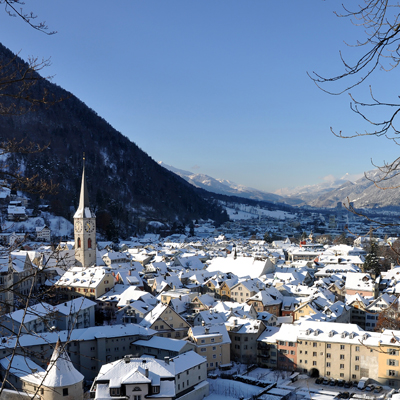 Chur - oldest town in Switzerland