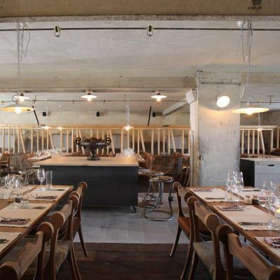 Zurich - Restaurant Adlisberg