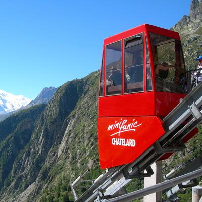 Vertic Alp - Mini-Funic Mini-Cable railway