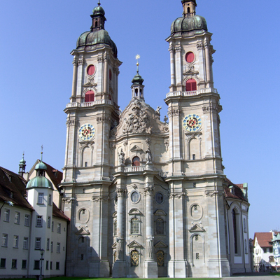St. Gall - Cathedral