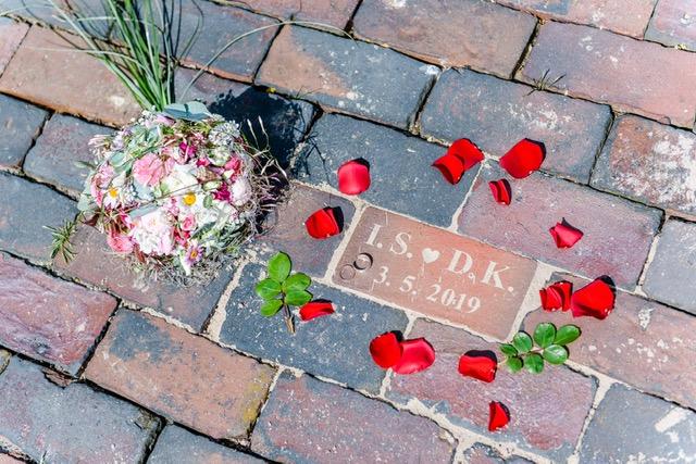Hochzeitsfoto Langeoog