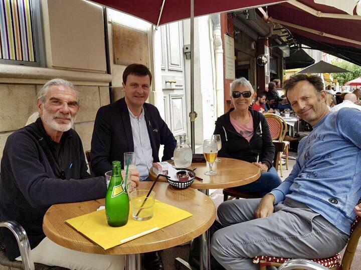 Rencontre avec les insoumis.e.s de Cannes et des environs