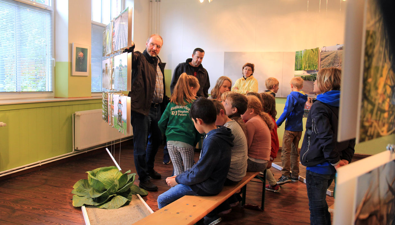 Kunstgriff macht Schule - Aktionstag