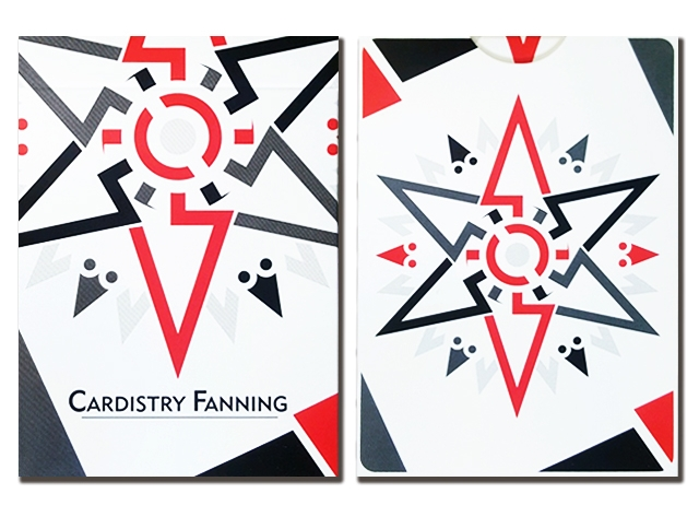Carte Cardistry Fanning Playing Cards Gry i konsole