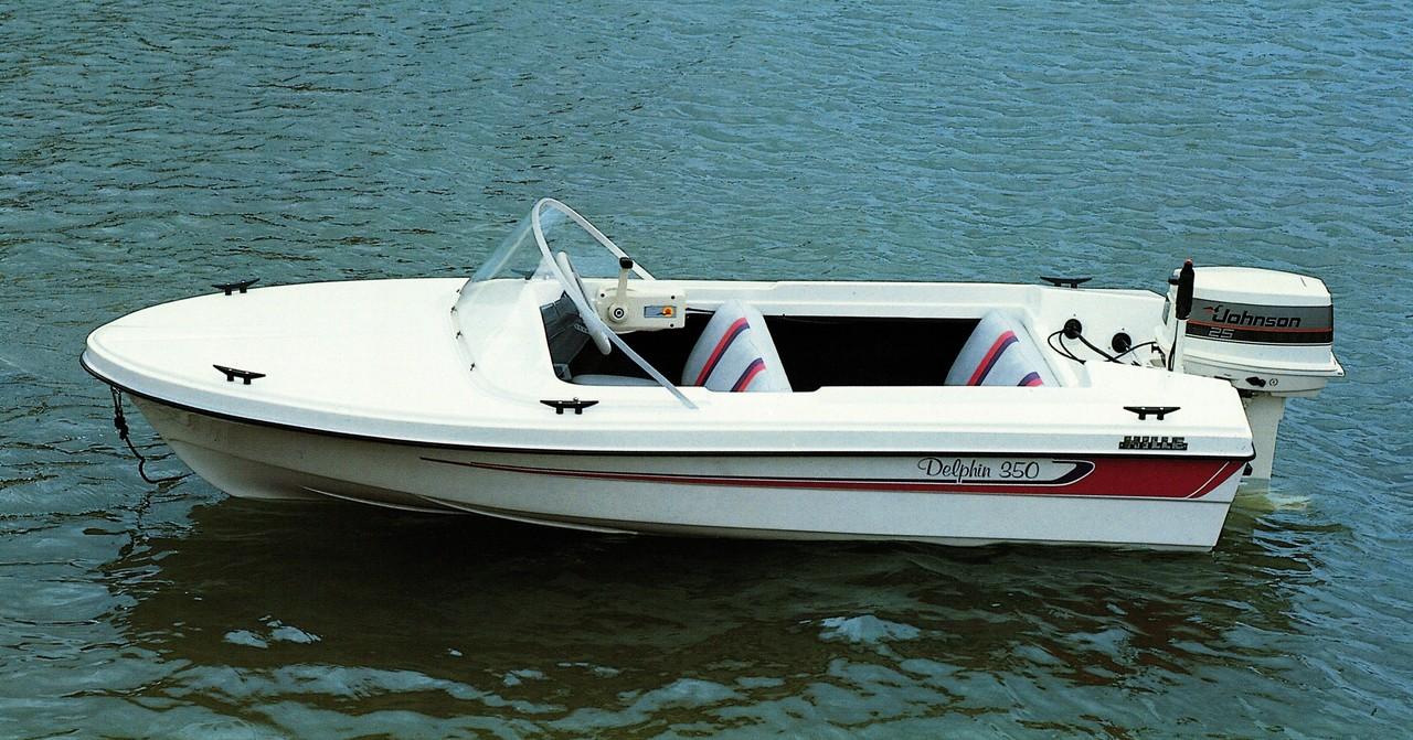 Super Motorsportboote aus GFK - Hille Boote GmbH CM56