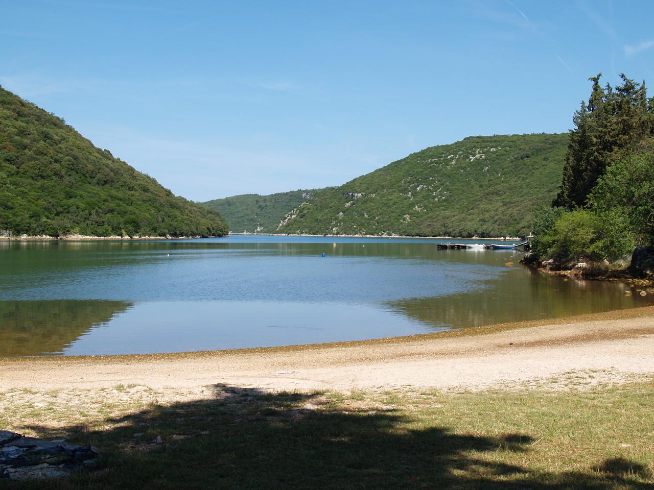 Strand Limski Fjord