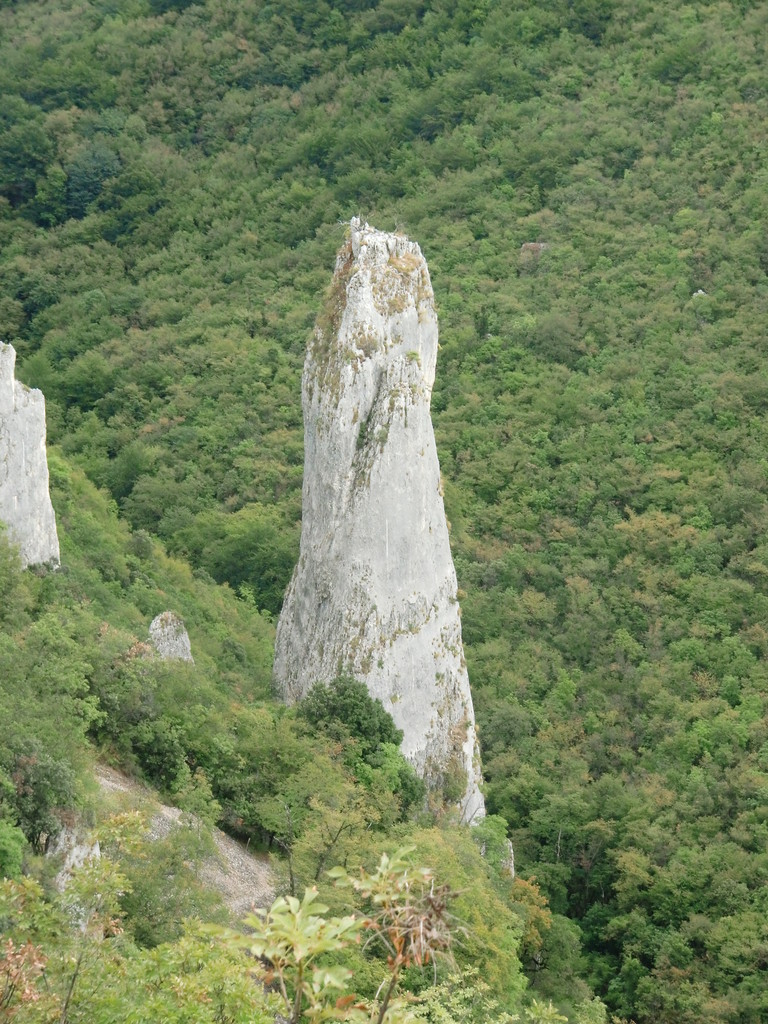 Felsen am Ucka