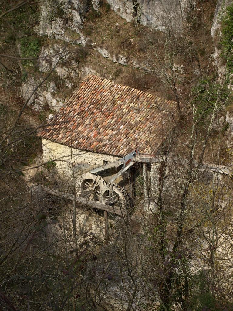 Alte Mühle bei Kotli