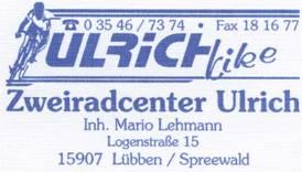 Zweiradcenter Ulrich