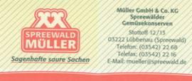 Spreewald Müller