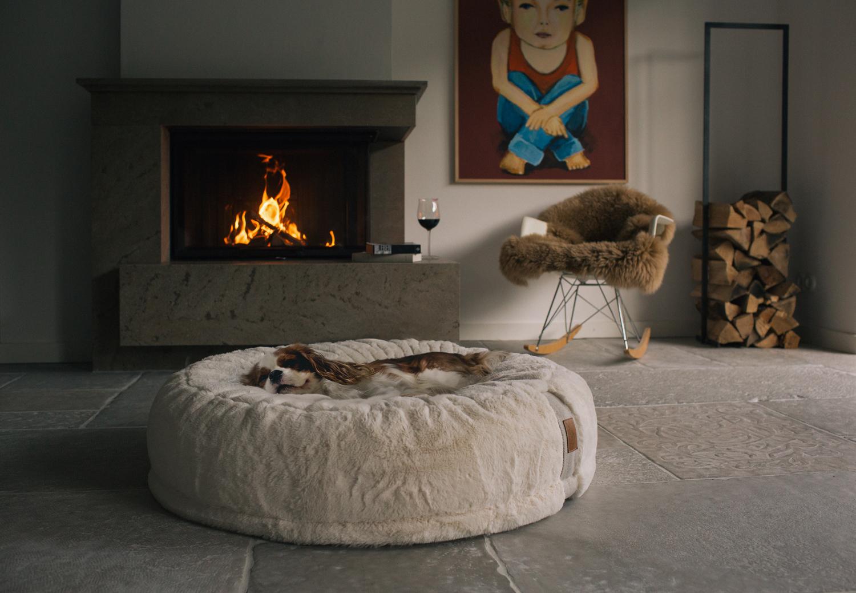 hyggebed das orthop disch viskoelastische hundebett hundekissen cosybed hochwertiges. Black Bedroom Furniture Sets. Home Design Ideas