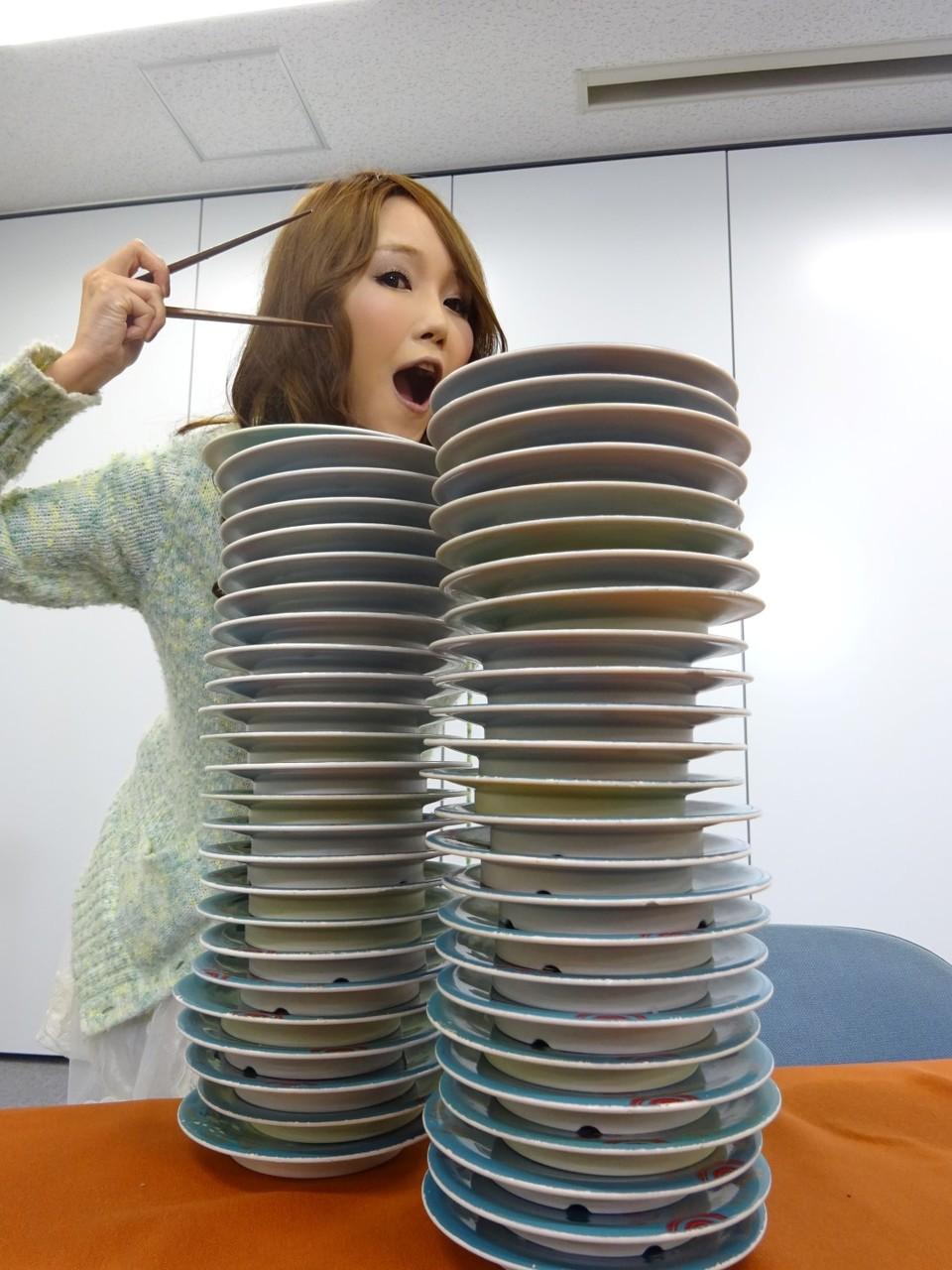 大食いたらちゃん,大食い姫