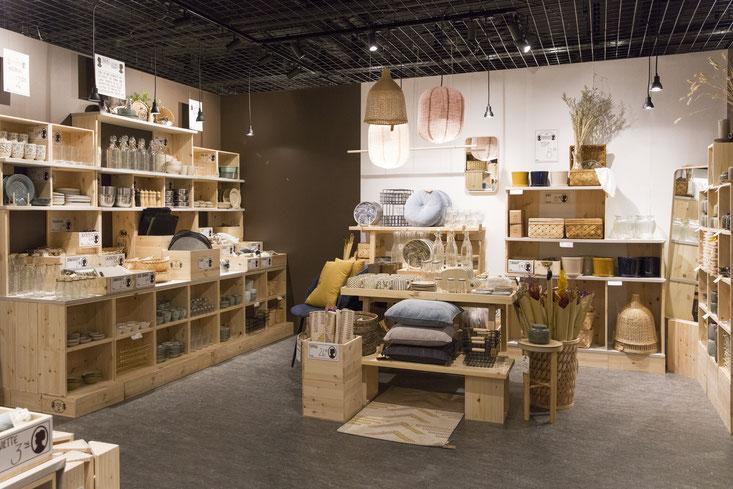 «Søstrene Grene» Store in Luzern/Schweiz © Søstrene Grene