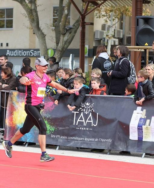 29-L'arrivée de Serge, en 3h25 pour son 1er marathon!