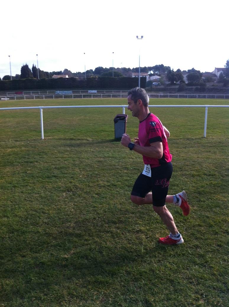 11-Christophe en termine, avec une moyenne de plus de 15km/h