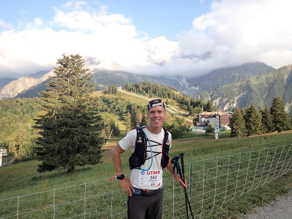 9-Moi je prends le temps d'être immortalisé devant le Mont Blanc