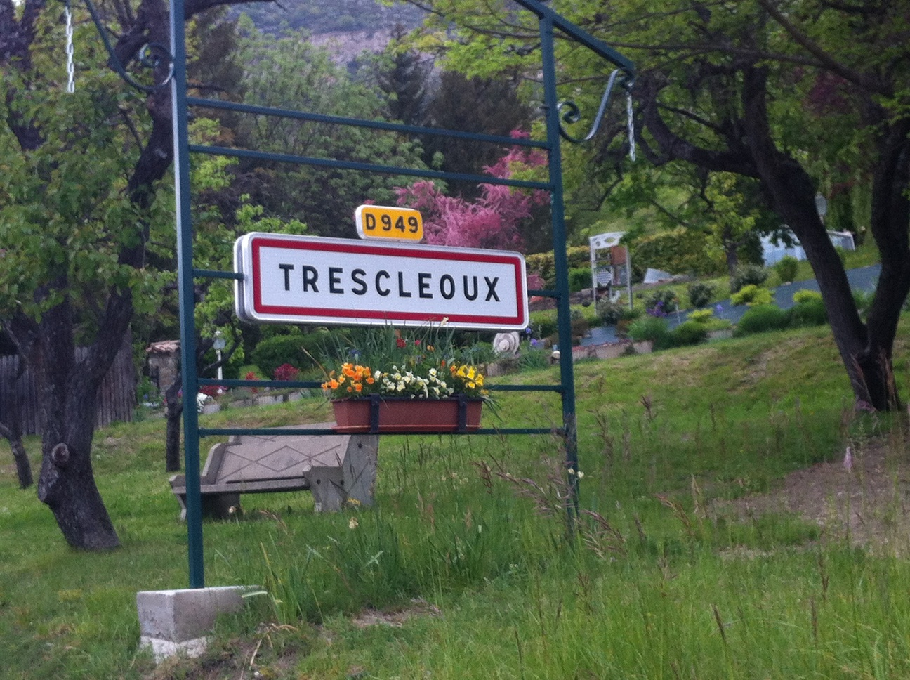 1-Le village du trail