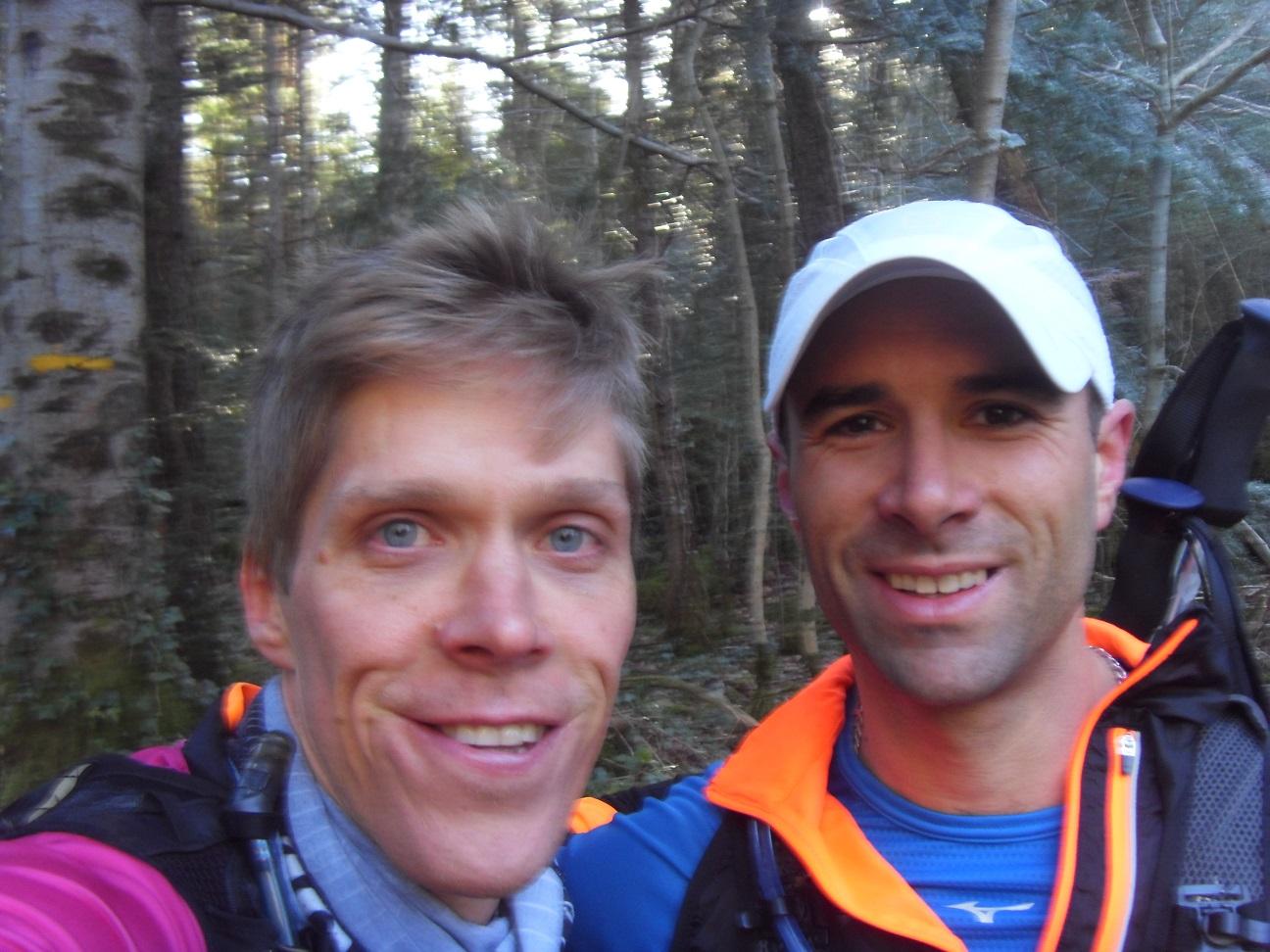 26-Steph' retrouve Jean-Marie, au 25ème km