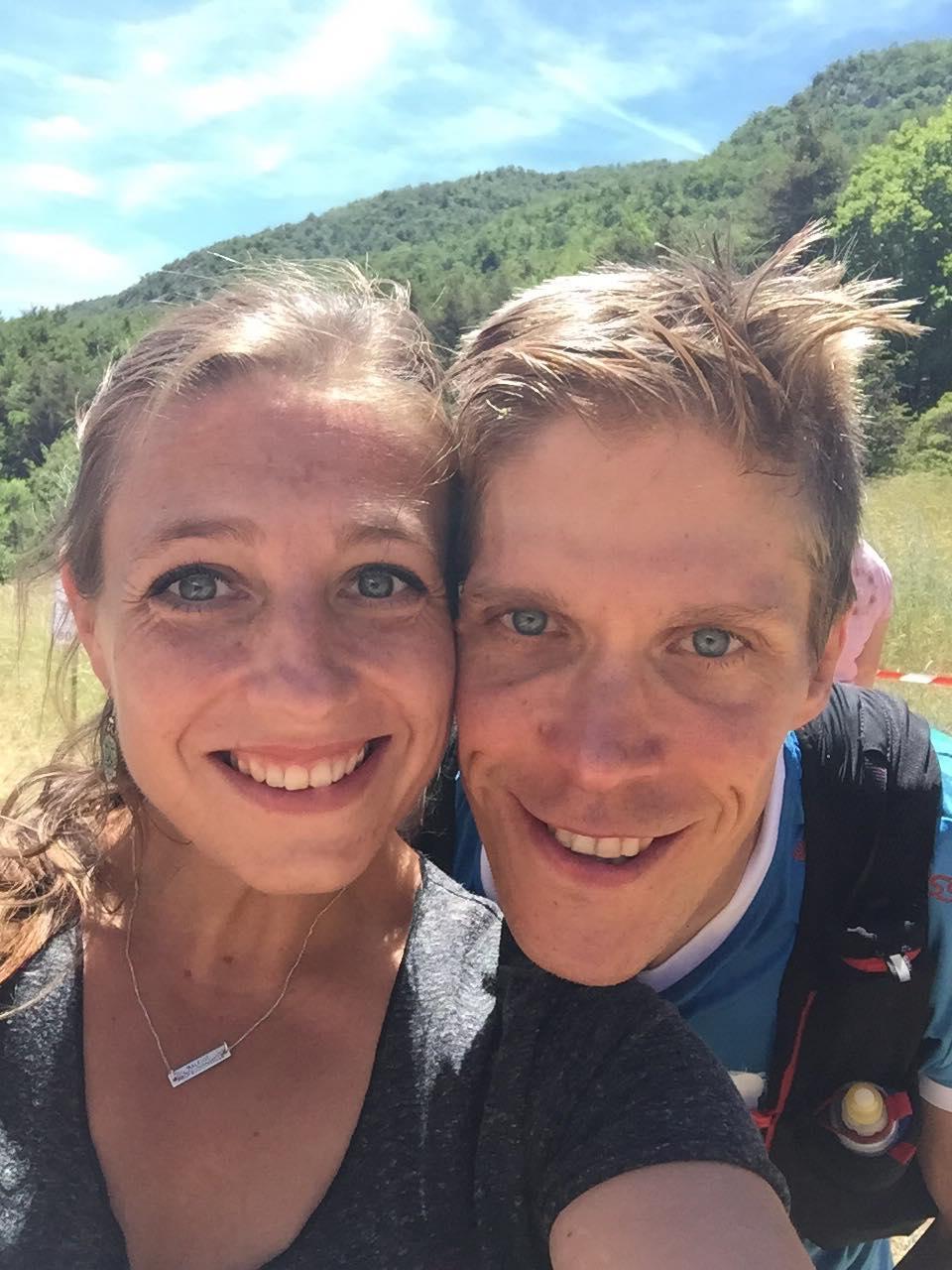 49-Dernier selfie avant le 'sprint' final