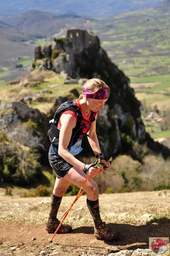 62-Agnès continue sa marche en avant, à 15km du but..