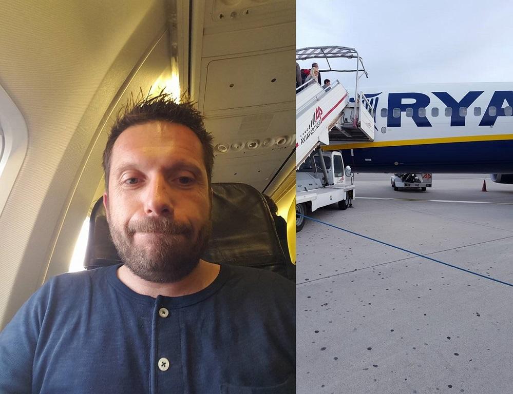 1-Embarquement pour Rome