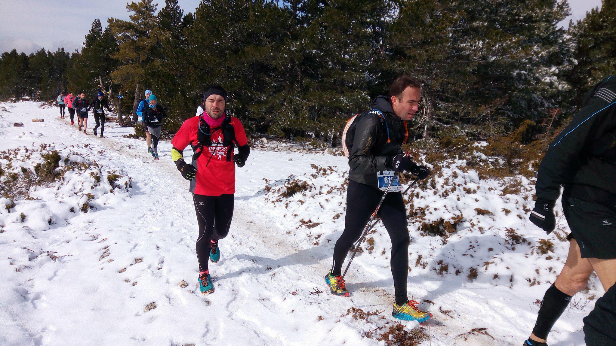 8-On rentre dans la phase 'trail blanc'..