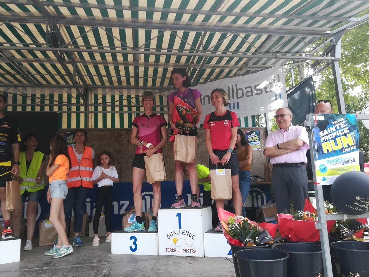 23-Plus classique: Laëtitia podiumisée aussi (3ème M1F)