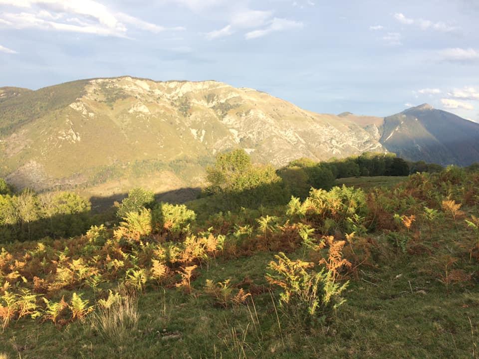 16-Après le Col de la Courrade, on redescend vers Baudean