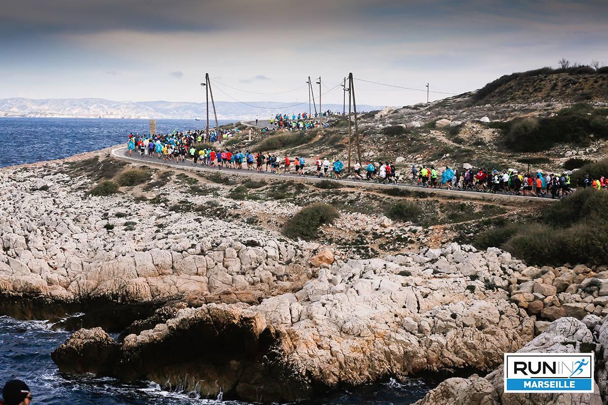 4-Quel beau départ, quelle jolie vue pour les 1100 marathoniens