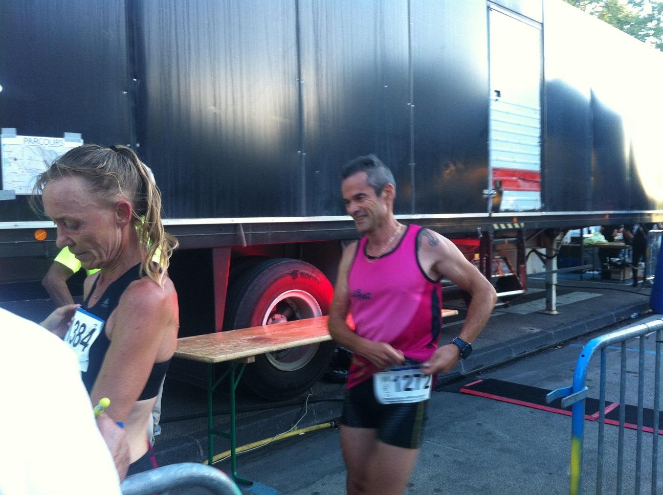 22-Avec Christophe running-guard de la 1ère dame..