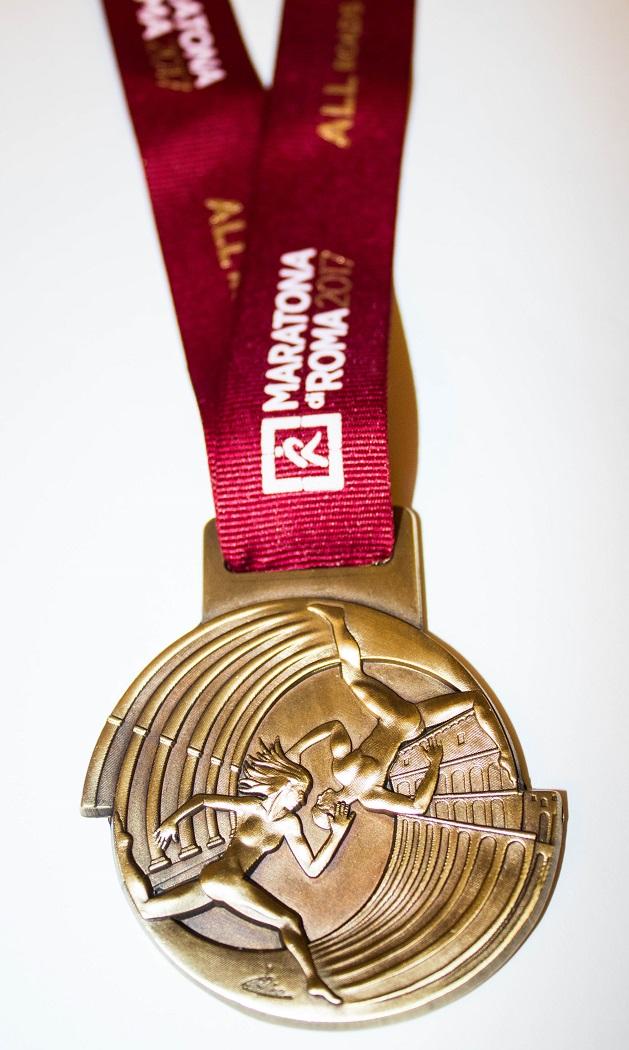 8-Une médaille bien méritée
