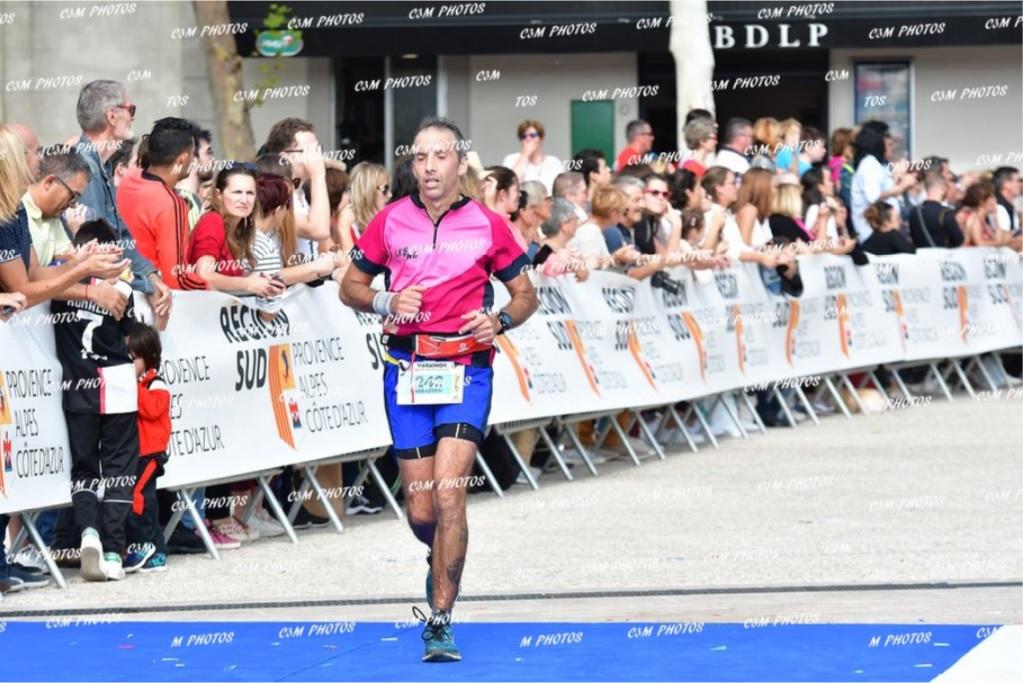 15-Seb' finit son 1er Marathon, en 3h45