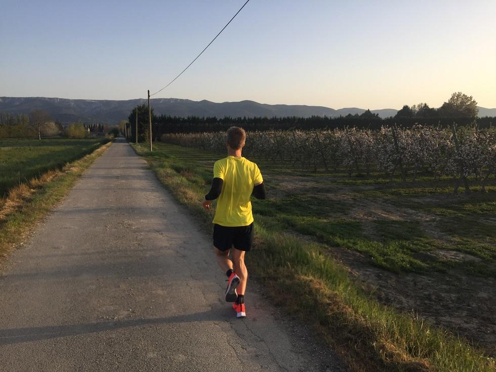 4-Et c'est partiii pour 42,195kms!