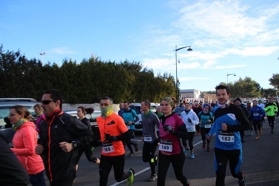 9-Bérengère, qui a couru la veille, enchaîne..
