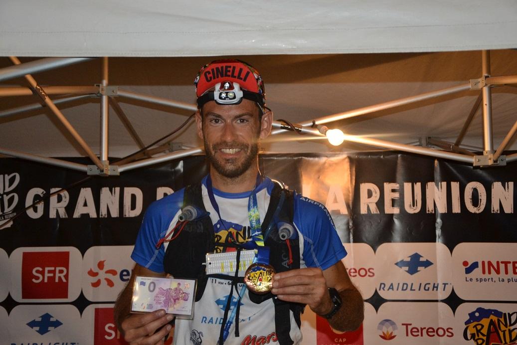16-J'ai ma médaille de finisher, yesss!