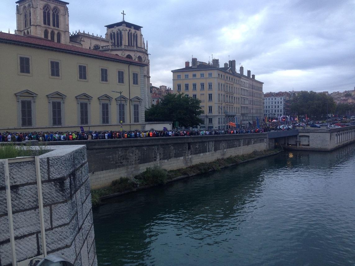 3-Près de 10000 coureurs au départ!
