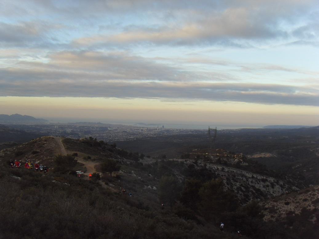 6-Belle vue matinale sur Marseille..