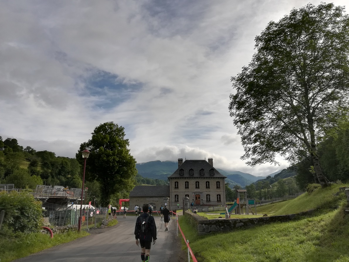 9-Départ du village de Mandailles