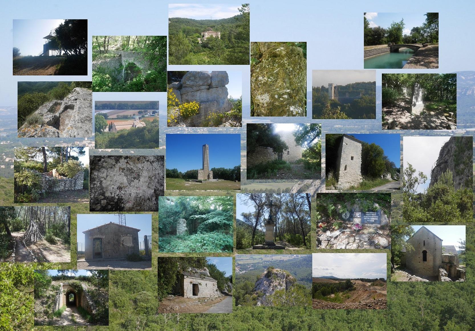 87-Montage des Bâtiments, monuments, curiosités